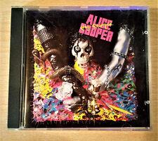 "ALICE COOPER    "" Hey Stoopid "" -  CD, Album  - Epic  EK 46786  -  1991 US"