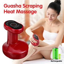 Electric Cupping Massager Guasha Suction Scraping Body Detoxification Therapy 4
