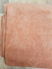 Ultra Suede Fabric vintage 70's  Terra cotta By The Yard