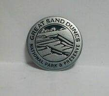 NPS TOKEN Great Sand Dunes National Park And Preserve