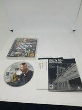 Grand Theft Auto IV GH PS3 GTA 4 Complete w/ Manual Sony PlayStation 3