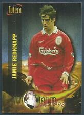 FUTERA-LIVERPOOL 1998- #74-WORLD CUP 98-ENGLAND-JAMIE REDKNAPP