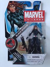 Marvel Universe Black Widow Series 2 011 Avengers Action Figure 2009