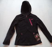 Womens CB SPORTS softshell jacket Sz M hiking snow board ski fashion pro NWT