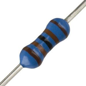 1 Ohm 1/2W Metallschichtwiderstand (Menge 100)