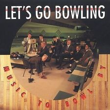 Music to Bowl By by Let's Go Bowling (CD, Oct-1991, Moon Ska Records)