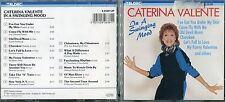 Caterina Valente   CD   IN A SWINGING MOOD  © 1987 JAPAN TELDEC PRESSUNG 8.26361