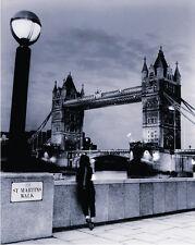 photographique Affiche : Tower Bridge, Londres, noir & Blanc