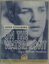 ON THE WATERFRONT DI BUDD SCHULBERG - AUDIOLIBRO - libri su nastro