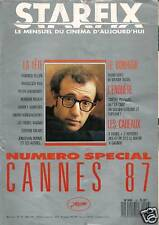 REVUE--STARFIX N° 48--DOSSIER SPECIAL CANNES 1987/