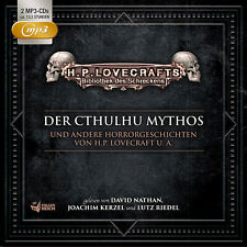 H.P. Lovecraft - Bibliothek Des Schreckens - Box 1: Der Cthulhu Mythos und ander