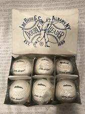 Debeer Softballs (5) With (1) Markwort
