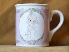 Vintage Precious Moments Collection Lord is My Shepherd Cup/Mug Euc