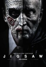 JIGSAW 2017 Original Cinemark Connections Exclusive Promo Mini Movie Poster