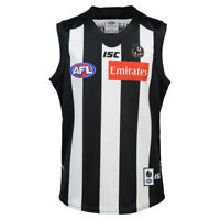 Collingwood Magpies AFL 2020 ISC Home ISC Guernsey Adults Sizes S-7XL!