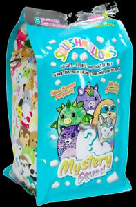 """Squishmallow Kellytoy 2020 Scented Mystery Squad Bag 8"""" Plush Series 1 FREE SHIP"""