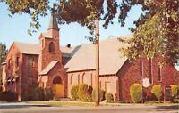Boise Idaho~Wright Community Congregational Church~1960s Postcard
