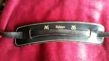 Super Rare 1960s Selmer leather Guitar Strap Lennon Beatles