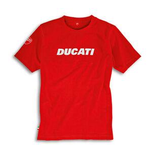 Ducati Ducatiana 2 short-Sleeved Red White New