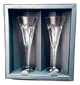 Waterford Crystal Millennium Collection Toast of the Year LOVE Toasting Flute