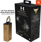 JBL Under Armour Project Rock True Wireless Earbuds Headphone IPX7 Waterproof