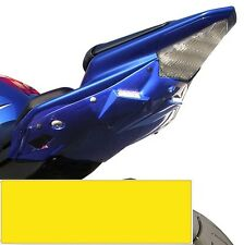 2006-2007 Yamaha R6 Hotbodies ABS Undertail w/LED Signals + Tag Light - Yellow