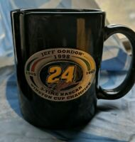 Jeff Gordon 24 Mug 1995 1997 1998, 3 Time Nascar Winston Cup Champion