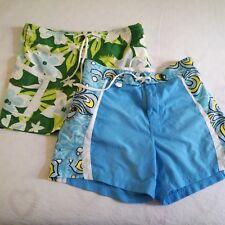 N.2 SUNDEK Costumi Boardshort tg 40-42 W28  Poliestere - swimsuit - Vita 35 cm