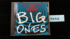 Aerosmith Big Ones CD: Lot BBBB