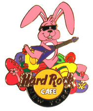 Hard Rock Cafe New York Easter Bunny Pin 2005