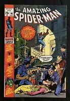 Amazing Spider-man #96, VF- 7.5, No Comics Code, Drug Issue, Green Goblin