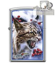 Zippo 7035 Mazzi Lynx Lighter with PIPE INSERT PL