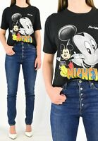 80s Vintage Mickey Mouse Florida T Shirt Womens L Screen Stars Best