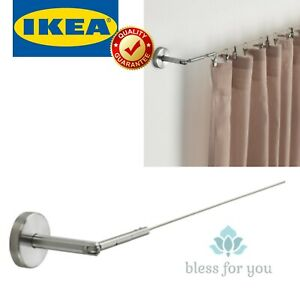 """IKEA DIGNITET Curtain Wire Stainless Steel 197"""""""