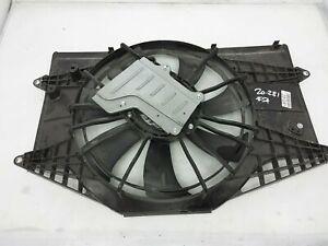 2016-2020 Honda Civic Radiator Cooling Fan Motor & Shroud 19015-5Aa-A01