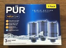 Pur MAX-ION RF - 9999 Faucet Mount MineralClear Replacement Filter - 3 Pack NEW