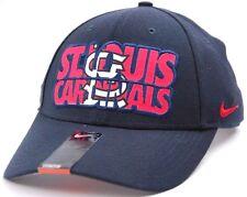 a25ba3eea59 St. Louis Cardinals Nike Verbiage Legacy 91 Swooshflex MLB Baseball Cap Hat
