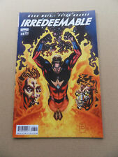 Irredeemable 26 . Boom ! . 2011 . VF