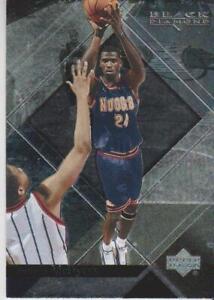 1999-00 Black Diamond #19 Antonio McDyess Denver Nuggets