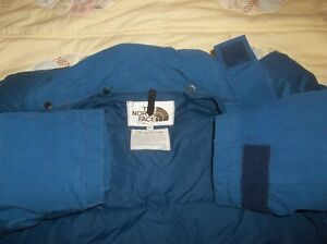 USA XXL ! The North Face Serow Goose Down Parka Vintage McMurdo Coat Brown Label