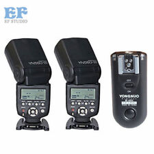 Yongnuo YN560III Speedlight Flash Kit + RF-603II Canon 400D 350D 60D 7D 5D 5DII