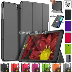 """Smart Leather Magnetic Stand Case For Samsung Galaxy Tab A6 10.1"""" Inch T580/T585"""