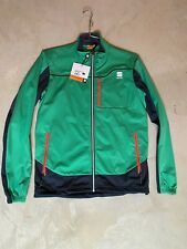 Sportful XC Cross Country Ski Engadin Wind Jacket Mens Size Large