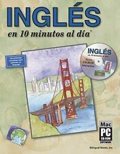 INGLES en 10 minutos al dia con CD-ROM Spanish Edition