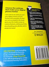 Book Mini Edition, Digital Photography for Dummies ! Camera Photo Shot Download