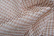 Checked Gingham Craft Fabrics