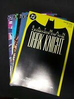 Batman Legends of the Dark Knight #'s 1, 3, 5, 6, 7 & 8 + Annual  VF+/NM  (E63)