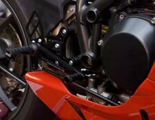 R&G Racing Adjustable Rearsets to fit Ducati 848 & 1098