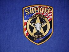 Yuma Co. Sheriff's Patch