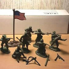 TSSD WWII US ARMY INFANTRY 8 figures